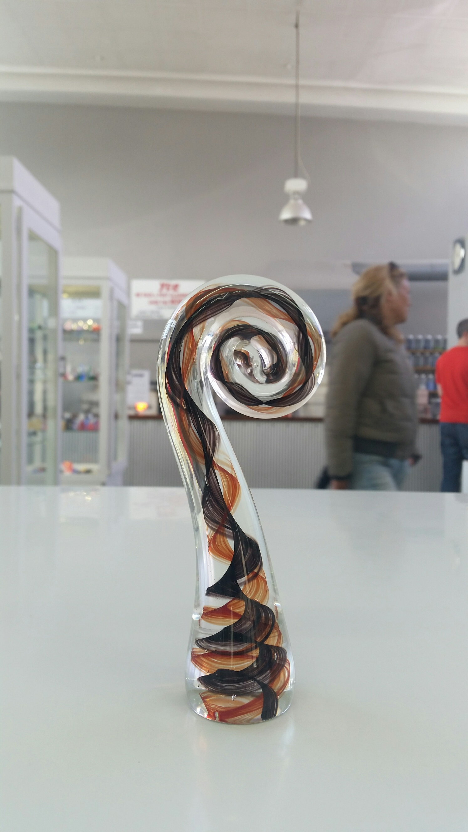 Medium Swirl Koru